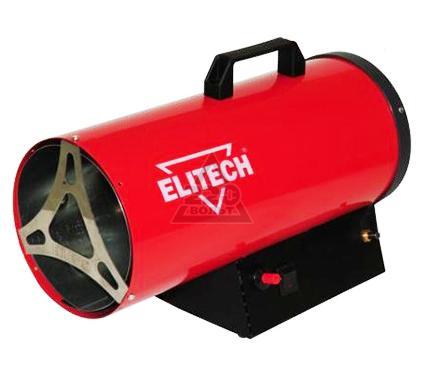 Тепловая пушка ELITECH ТП 30ГБ