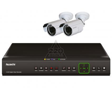 Комплект видеонаблюдения FALCON EYE FE-104D KIT Light
