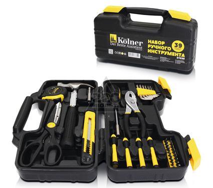 Набор инструментов KOLNER KTS-39 39 предметов