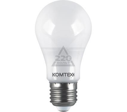 Лампа светодиодная КОМТЕХ СДЛп-Г60-10-220-827-270-Е27