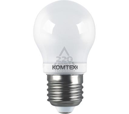 Лампа светодиодная КОМТЕХ СДЛ-Ш45-5-220-840-300-Е27
