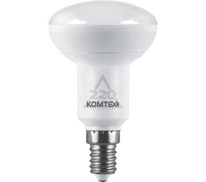Лампа светодиодная КОМТЕХ СДЛ-ЗК50-6-220-840-120-Е14