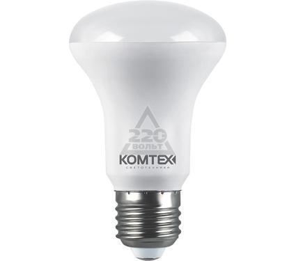 Лампа светодиодная КОМТЕХ СДЛ-ЗК63-8-220-827-120-Е27