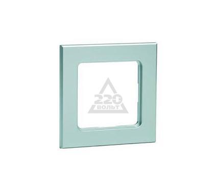 Рамка PEHA Aura Basis  1-ая алюминий