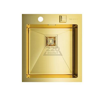 Мойка кухонная OMOIKIRI Akisame 41-LG - Светлое золото