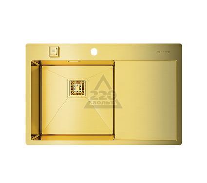 Мойка кухонная OMOIKIRI Akisame 78-LG-L - Светлое золото