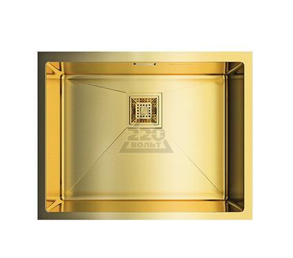 Мойка кухонная OMOIKIRI Akisame 54-U-LG - Светлое золото