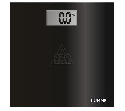 Весы напольные LUMME LU-1305 черный