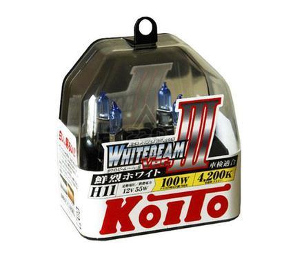 Лампа автомобильная KOITO P0750W