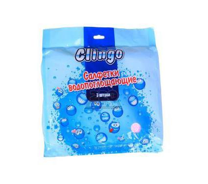 Салфетка CLINGO CLS-01