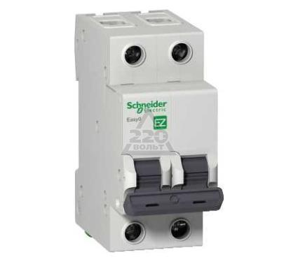 Автомат SCHNEIDER ELECTRIC EASY9 ВА 2П 16А C 4.5кА