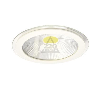 Светильник встраиваемый ARTE LAMP RAGGIO A4215pl-1wh