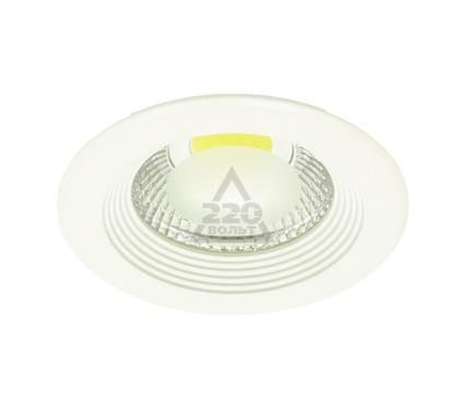 Светильник встраиваемый ARTE LAMP UOVO A6406pl-1wh