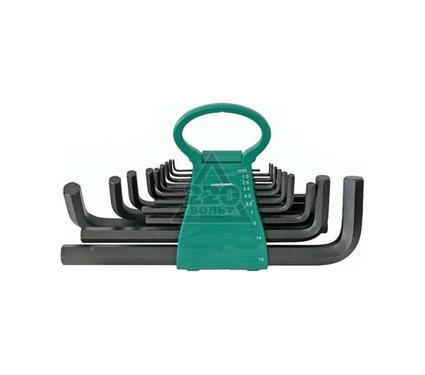 Набор шестигранных ключей JONNESWAY H01MH118S