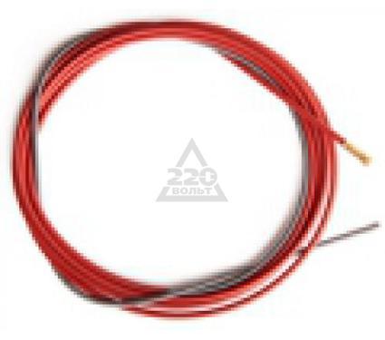 Канал направляющий СВАРОГ 4,5м красный (1,0-1,2мм)