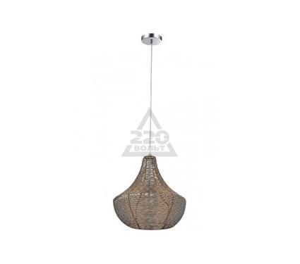 Светильник подвесной LAMPLANDIA 2243-1 Fobus small brown