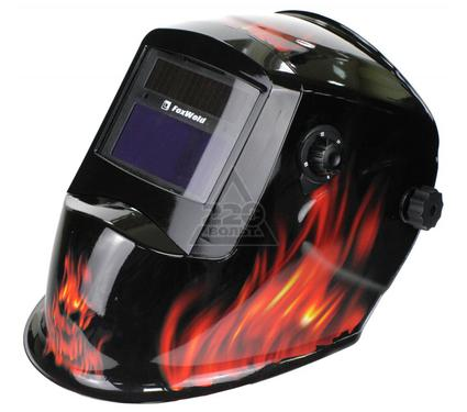 Маска FOXWELD Корунд-2 Пламя