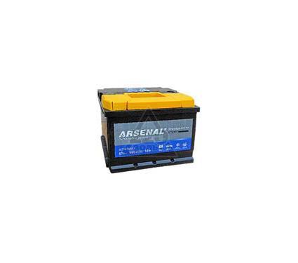Аккумулятор Batt ARSENAL Premium 235а/ч(L+),1300А,евро.