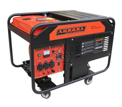 Бензиновый генератор AURORA AGE 12000 D PLUS