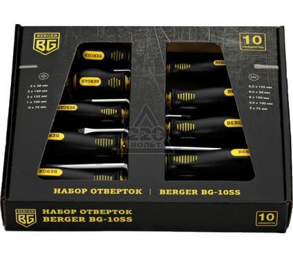 Набор отверток BERGER BG-10SS