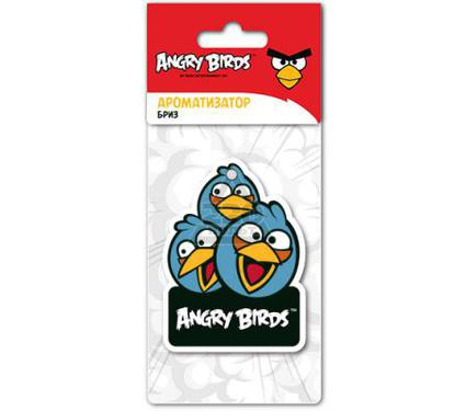 Ароматизатор ANGRY BIRDS BLUES