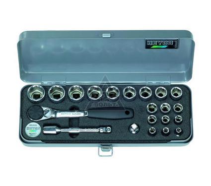 Набор торцевых ключей HEYCO HE-00072401083