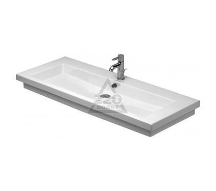 Раковина для ванной DURAVIT 2 ND FLOOR 0491120000