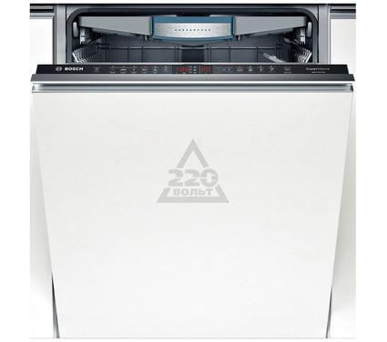 Встраиваемая посудомоечная машина BOSCH SMV69T90RU