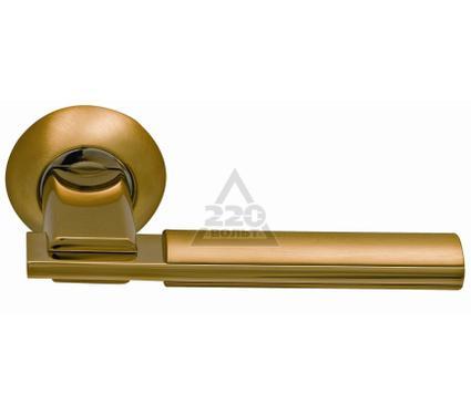 Ручка фалевая ARCHIE SILLUR 94A S.GOLD/P.GOLD