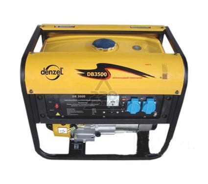 Бензиновый генератор DENZEL DB3500