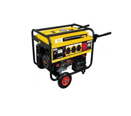 Бензиновый генератор DENZEL GE 6900E