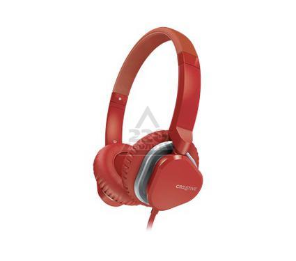 Мобильная гарнитура CREATIVE Hitz MA2400 Red