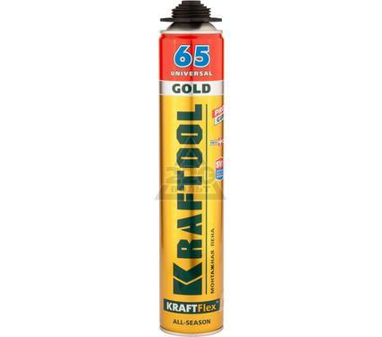 Пена монтажная KRAFTOOL Goldkraft GOLD PRO 65
