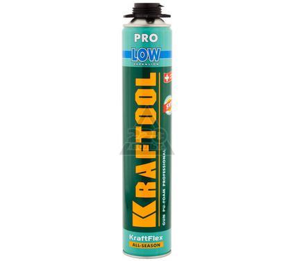 Пена монтажная KRAFTOOL KRAFTFLEX PREMIUM PRO LOW