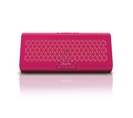 Портативная Bluetooth-колонка CREATIVE AIRWAVE беспроводная розовая