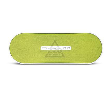 Портативная Bluetooth-колонка CREATIVE D100 беспроводная зелёная