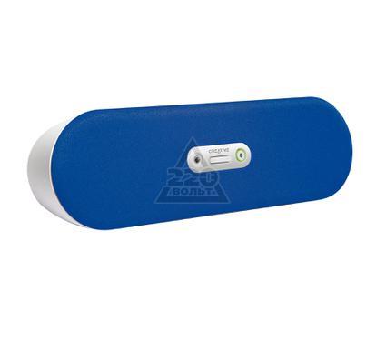 Портативная Bluetooth-колонка CREATIVE D80 беспроводная синяя