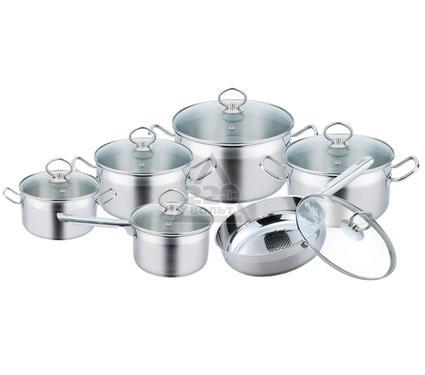Набор посуды BOHMANN BH - 1200 WCR