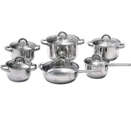 Набор посуды BOHMANN BH - 1256 TF