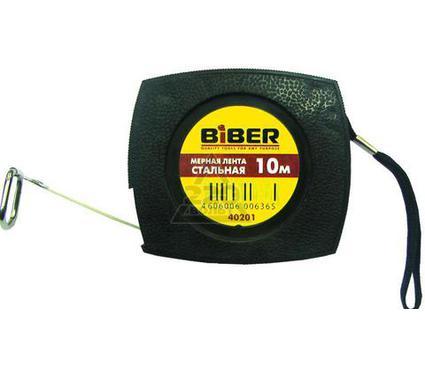 Лента мерная BIBER 40203