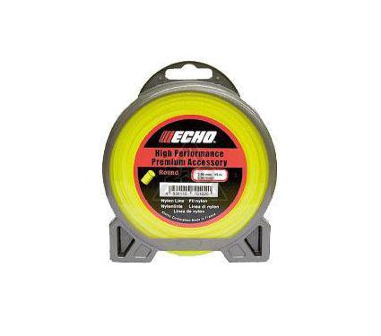 Леска для триммеров ECHO Traditional Round  2.0мм*15м, круглый