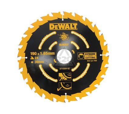 Диск пильный твердосплавный DEWALT DT10304-QZ