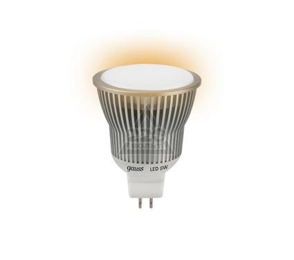 Лампа светодиодная GAUSS EB101105108-D