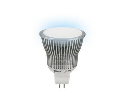 Лампа светодиодная GAUSS EB101105208-D