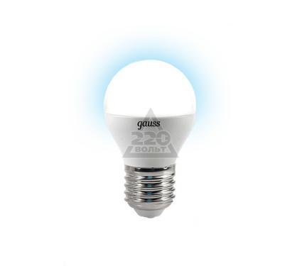 Лампа светодиодная GAUSS EB105102204