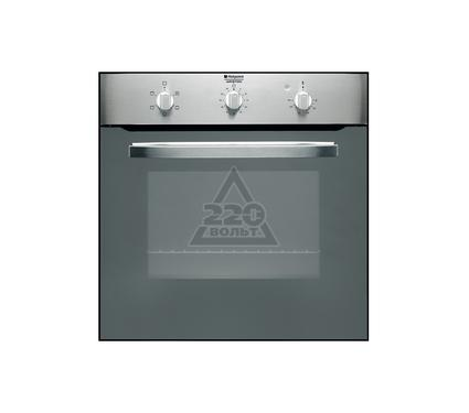 Встраиваемая электрическая духовка HOTPOINT-ARISTON FHS 21 IX/HA S 60.0x60.0x57см гриль 4прогр.
