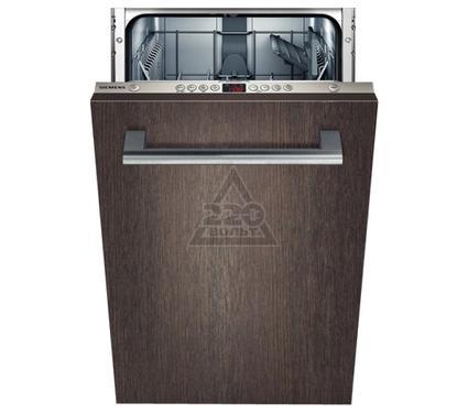 Встраиваемая посудомоечная машина SIEMENS SR65M081RU