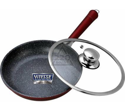 Сковорода с крышкой VITESSE VS-2270