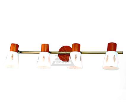 Бра RIVOLI Argo-W/C-4xE14-40W-Antique brass (4)