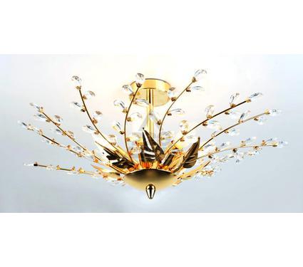 Люстра RIVOLI Adriana-c-7xE14-40W-Satin gold (27)